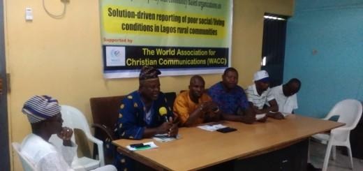 LAGOS COMMUNITIES DECRY POOR INFRASTRUCTURALDEVELOPMENT