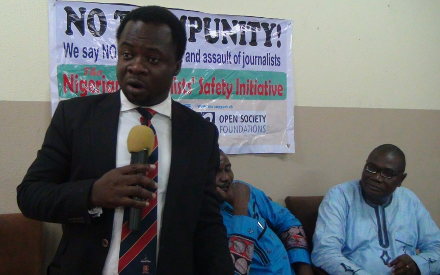 Safeguarding journalists rights, vital for sustaining democracy-Ubani