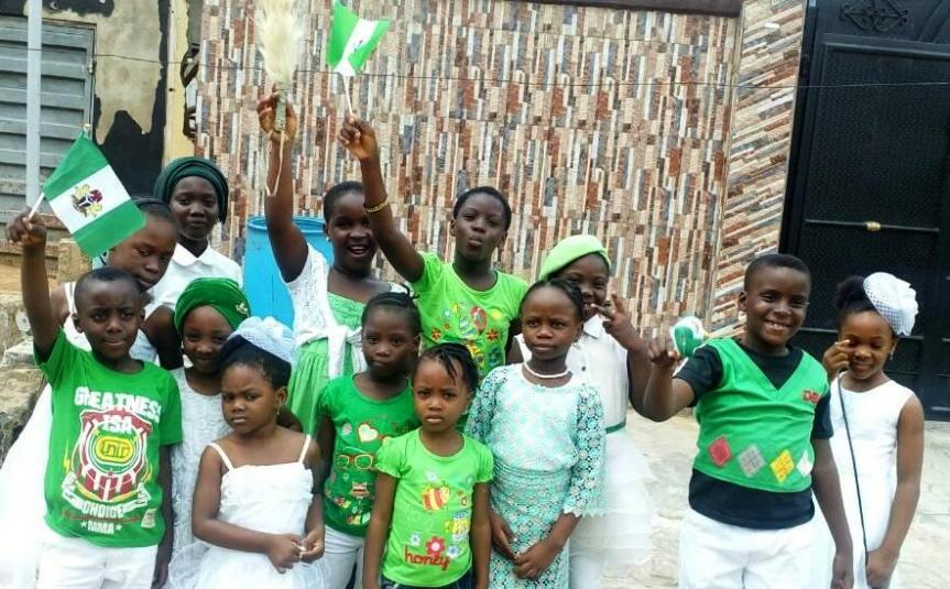 Our dream country: Teens, children speak on Nigeria at 57