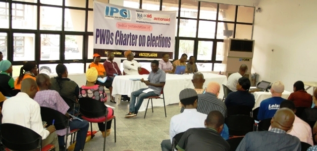 Towards 2019: Stakeholders tasked on greater inclusion of PWDs