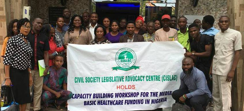 CISLAC prods stakeholders' on primary healthcarefunding