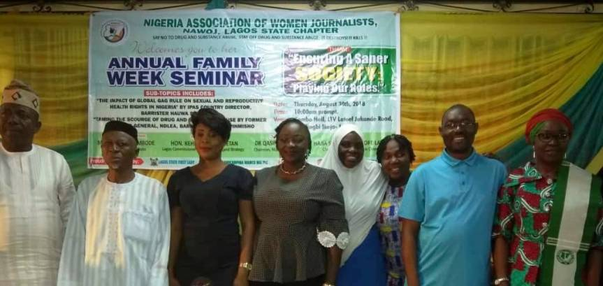 When women journalists gathered towards sanersociety