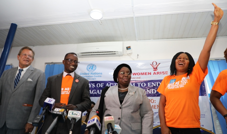 UN, US call for end to violence against women, girls