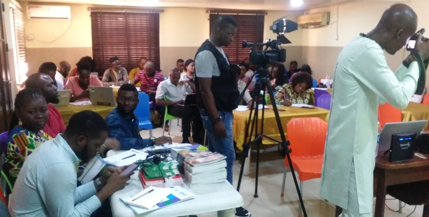 2019: Nigerian media need to do more in coverage of women, PLWD