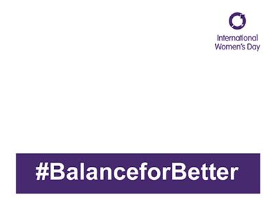 Attaining better balance for women inpolitics