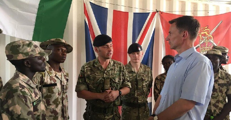 UK supports Nigeria in fight against extremism – ForeignSecretary