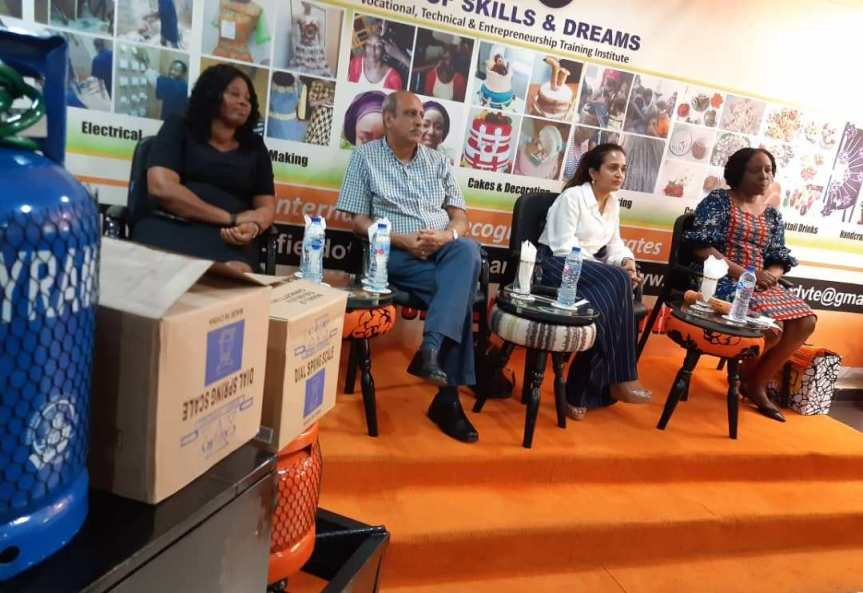 New entrepreneurs emerge as FSD/NAGODE empowers 20 with vocationalskills