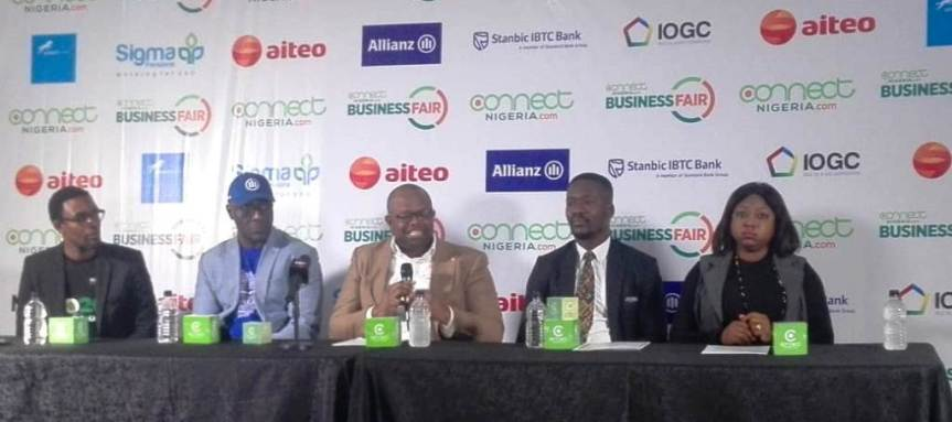 Connect Nigeria holds business fair in Lagos