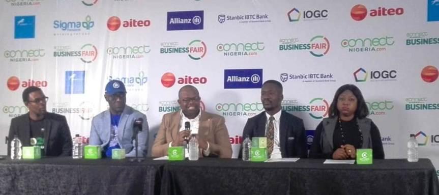 Connect Nigeria holds business fair inLagos