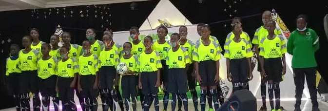 International Girl Child Day: CEE-HOPE launches female footballclub